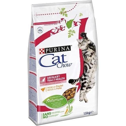 Pienso para gatos Cat Chow especial cuidados urinarios