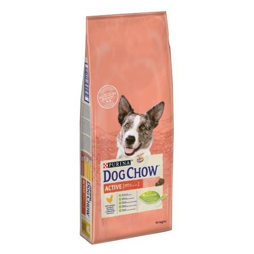 Pienso para perros Dog Chow Active