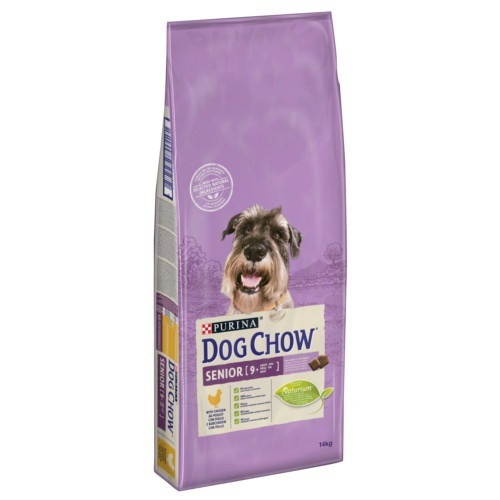 Pienso para perros Dog Chow Senior con pollo