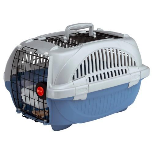 Transportín para perro Atlas Deluxe Open