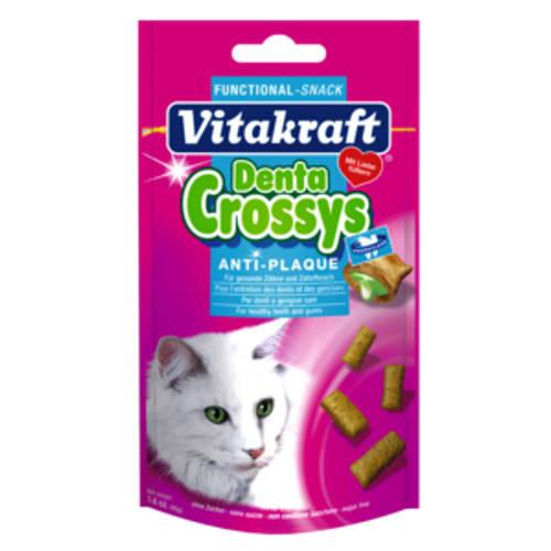 Vitakraft Denta Crossys snacks para gatos