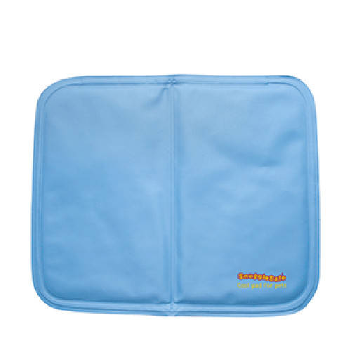 Cojín enfriador para mascotas Snugglesafe Cool Pad