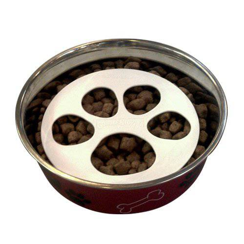 Disco para perros que comen rápido Snugglesafe Gobble Stopper