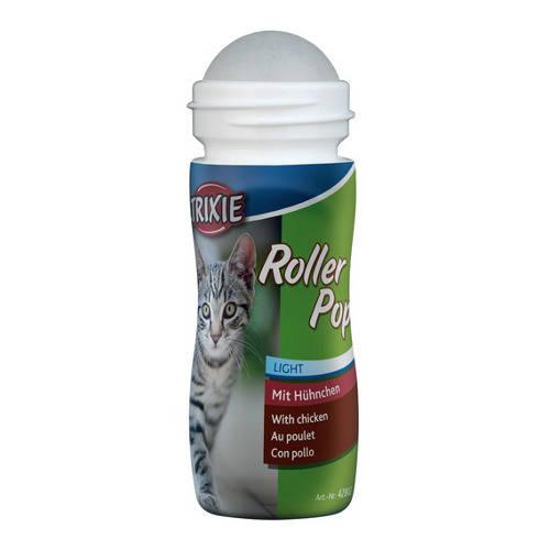 Snack líquido para gatos Trixie Roller Pop sabor pollo