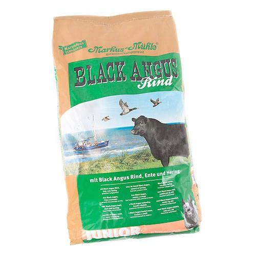 Markus-Mühle Black Angus Junior pienso para cachorros