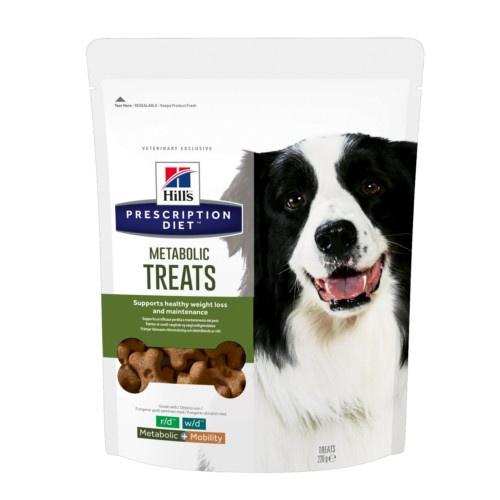 Hill's Prescription Diet Metabolic Canine Treats premios para perros