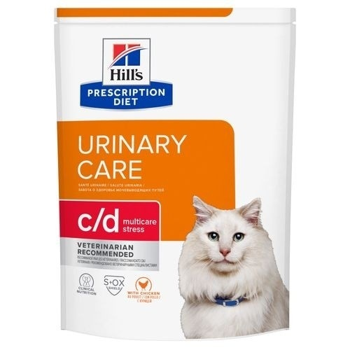 Hill's Prescription Diet Feline c/d Urinary Stress pienso para gatos