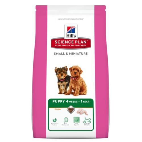 Hill's Science Plan Puppy Small and Miniature pienso para cachorros