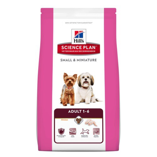 Hill's Science Plan Canine Adult Small and Miniature pienso para perros