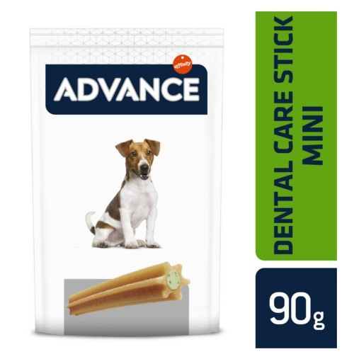Advance Dental Care Stick Mini Dogs snack para perros