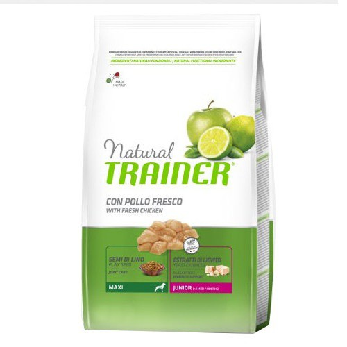 Naural Trainer Junior Maxi con pollo