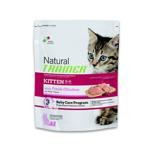 Natural Trainer Feline Kitten pienso para gatitos