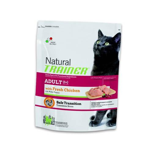 Natural Trainer Feline Adult Fresh Chicken pienso para gatos