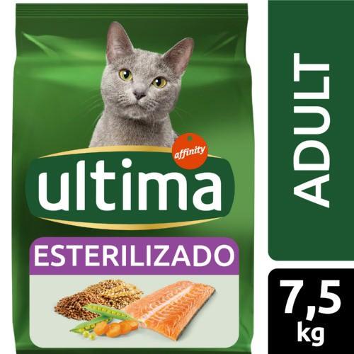 Affinity Ultima Adult Sterilized pienso para gatos con salmón