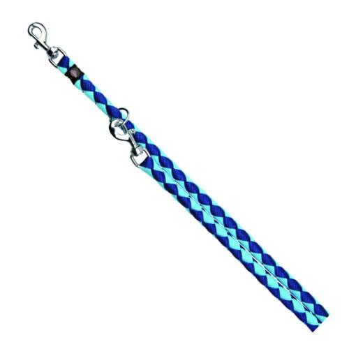 Correa para perros Trixie Ramal Cavo color azul y celeste