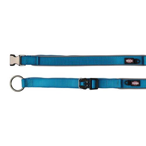 Collar para perros Trixie Experience color azul