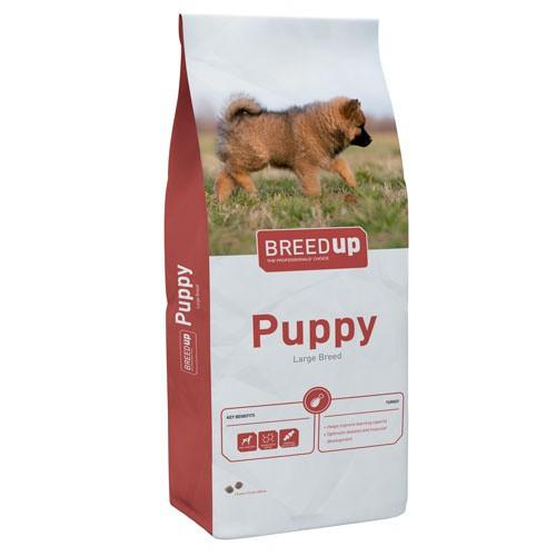 Pienso súperpremium Breed Up Puppy Large para cachorros de razas grandes