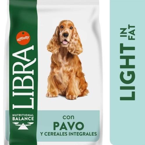 Affinity Pienso para perros Libra Light con pavo y cereales integrales
