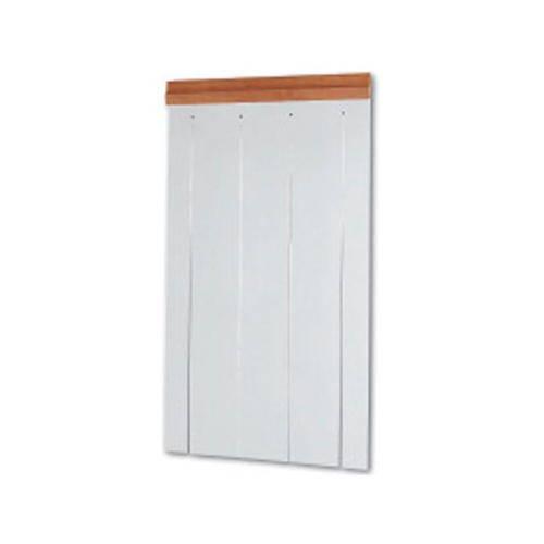 Puerta de pl stico para caseta de madera para perros domus for Puerta para perros