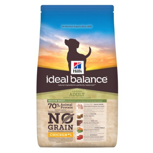 Hill's Ideal Balance Adult No Grain pienso para perros con pollo y patata