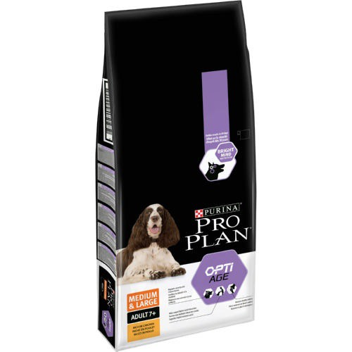 Purina Pro Plan Adult 7+ OptiAge Medium & Large