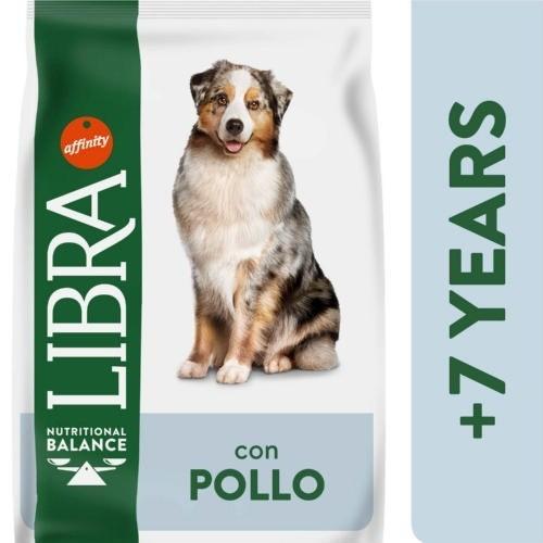 Affinity Libra  7 pienso para perros con pollo
