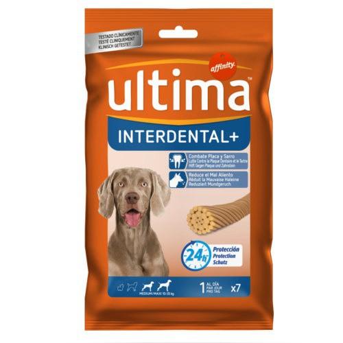 Snack para perros Affinity Ultima Interdental