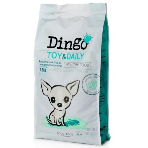 Pienso para perros Dingo Toy & Daily razas pequeñas y minis