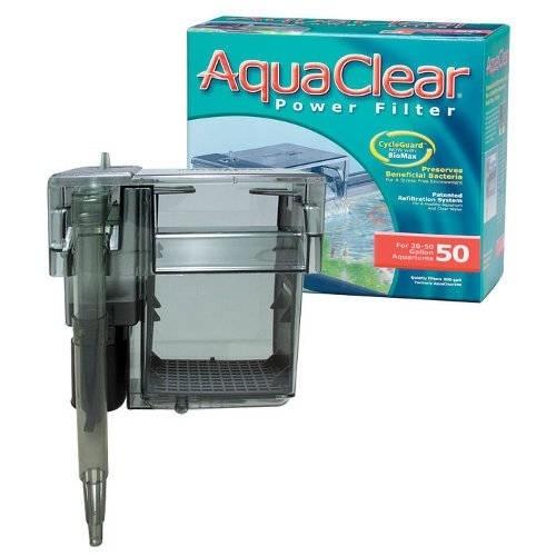 Filtro Mochila AquaClear para acuarios