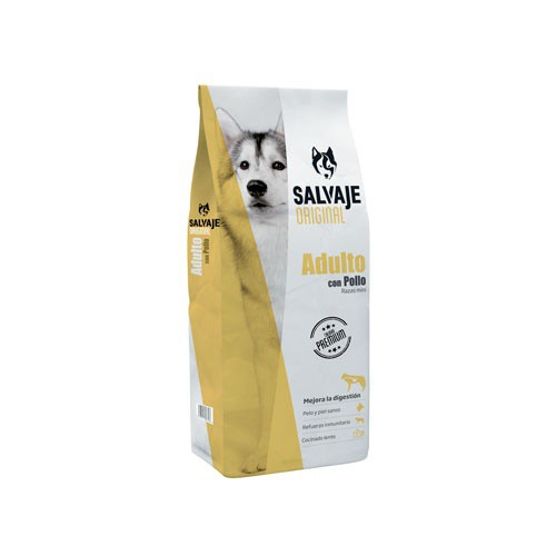 Salvaje Original small breeds feed for adult dogs