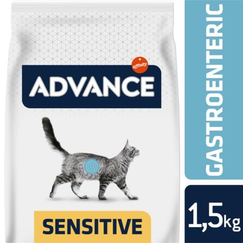 Advance Gastroenteric Sensitive pienso para gatos
