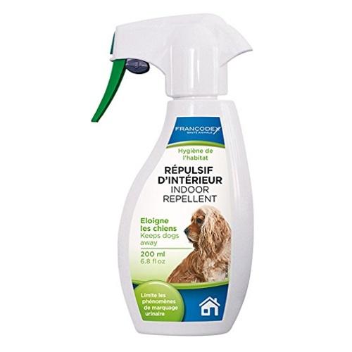 Repelente educativo en interiores para perros en spray Francodex