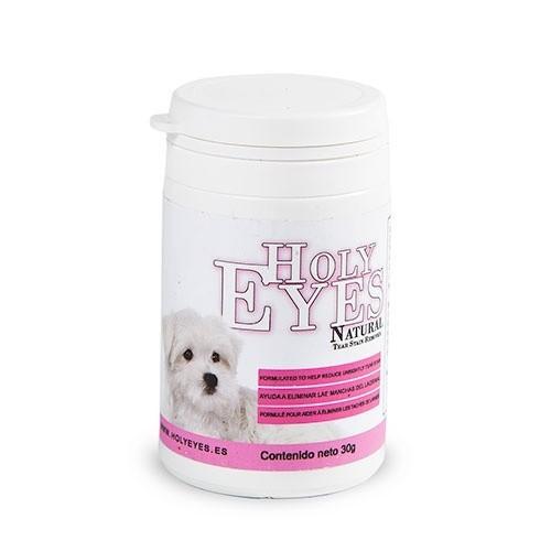 Limpiador lagrimal para perros y gatos Holy Eyes Natural
