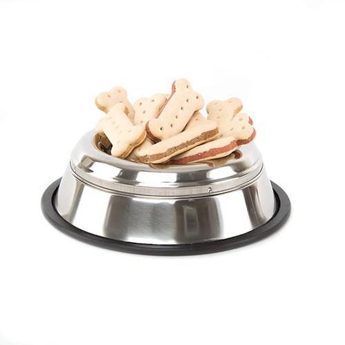 Comedero para perros TK-Pet especial antisalpicaduras