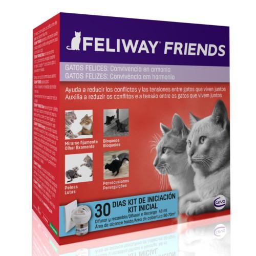 Feliway Friends para gatos difusor con recambio