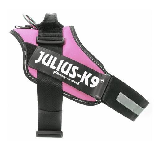 Arnés ergonómico Julius K9 IDC rosa