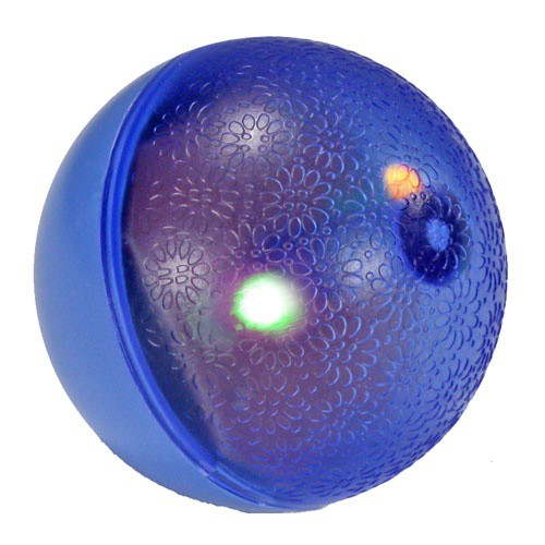 Pelota interactiva con luz para gatos Flash Dance