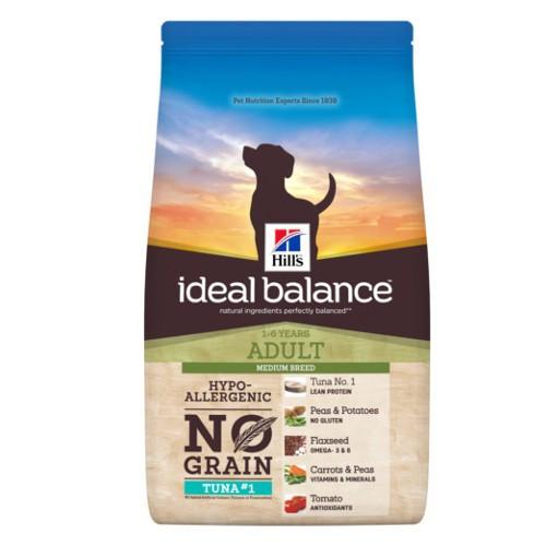 Hill's Ideal Balance Adult No Grain pienso para perros con atún y patata