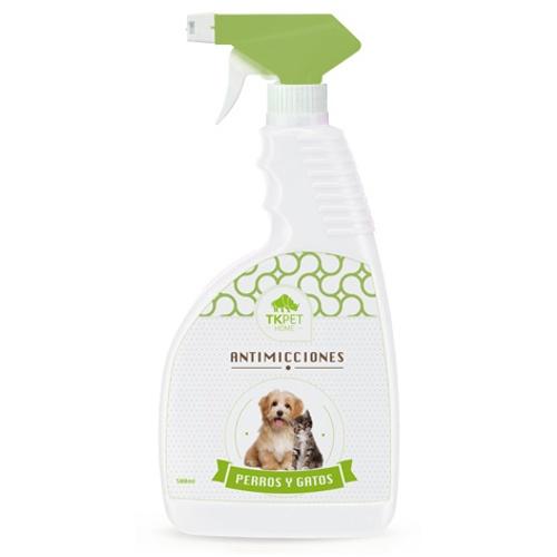 Spray antimicciones para perros y gatos TK-Pet Home