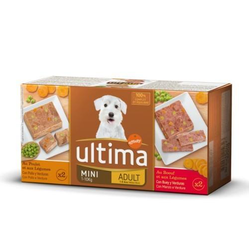 Affinity Ultima Adult Spécial Mini multipack de comida húmeda