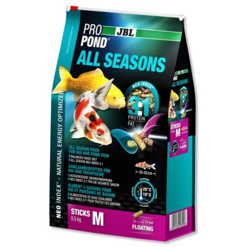 JBL ProPond All Seasons alimento para peces de estanque