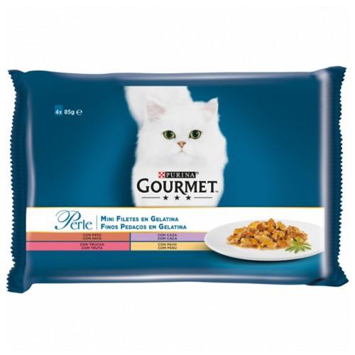 Pack Gourmet Perle Finas Láminas en gelatina surtido
