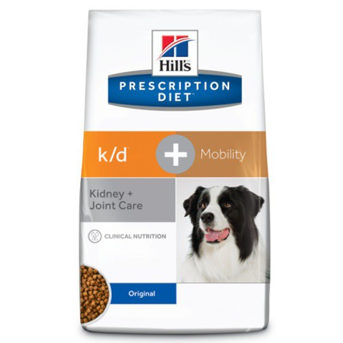 Hill's Prescription Diet k/d   Mobility para perros