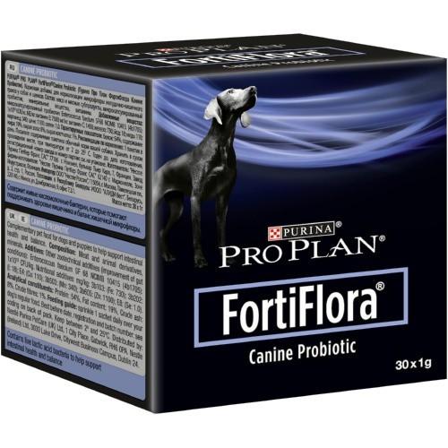 Probiótico PURINA PRO PLAN FORTIFLORA para perros
