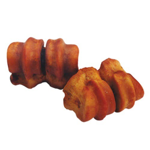 Snack nudillo ahumado de ternera para perros