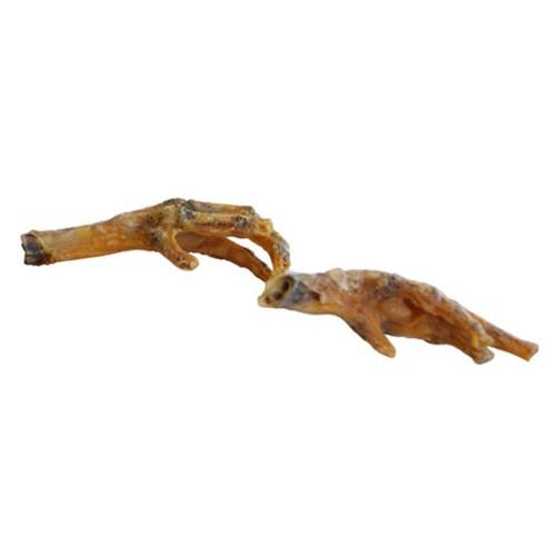 Snack patas de pollo para perros
