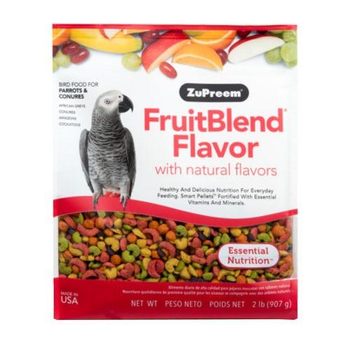 Pienso Zupreem FruitBlend para loros medianos