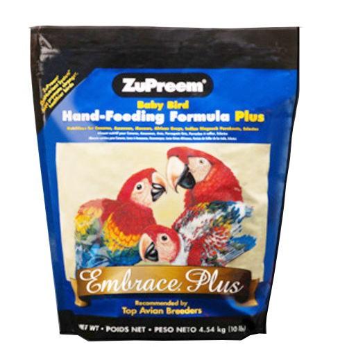 Papilla Zupreem Plus para crías de aves medianas y grandes