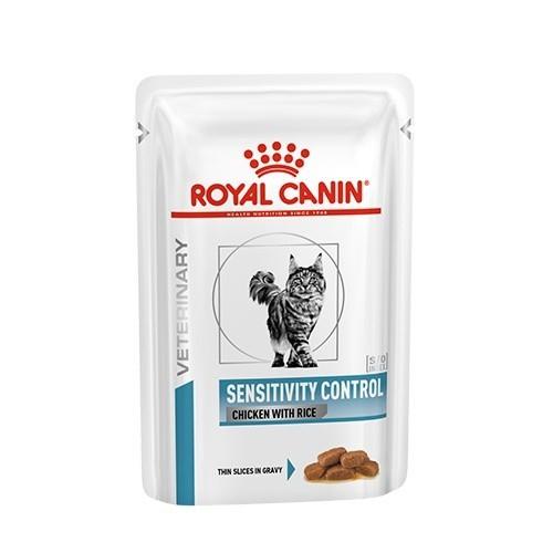 Royal Canin Sensitivity Control húmedo para gatos