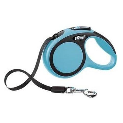 Flexi New Comfort correa extensible de cinta azul